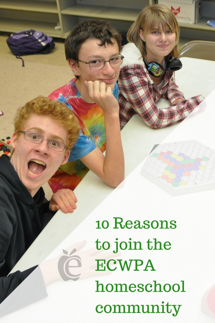 10 Reasons Why You Should Join Western PA's Leading Homeschool Cooperative Community #hsing