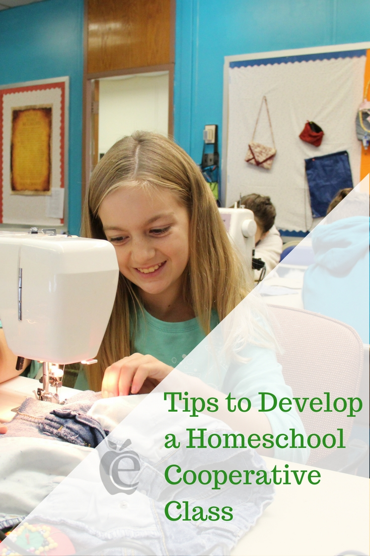 Tips for Developing a Class for the Homeschool Enrichment Center of Western PA #hsing