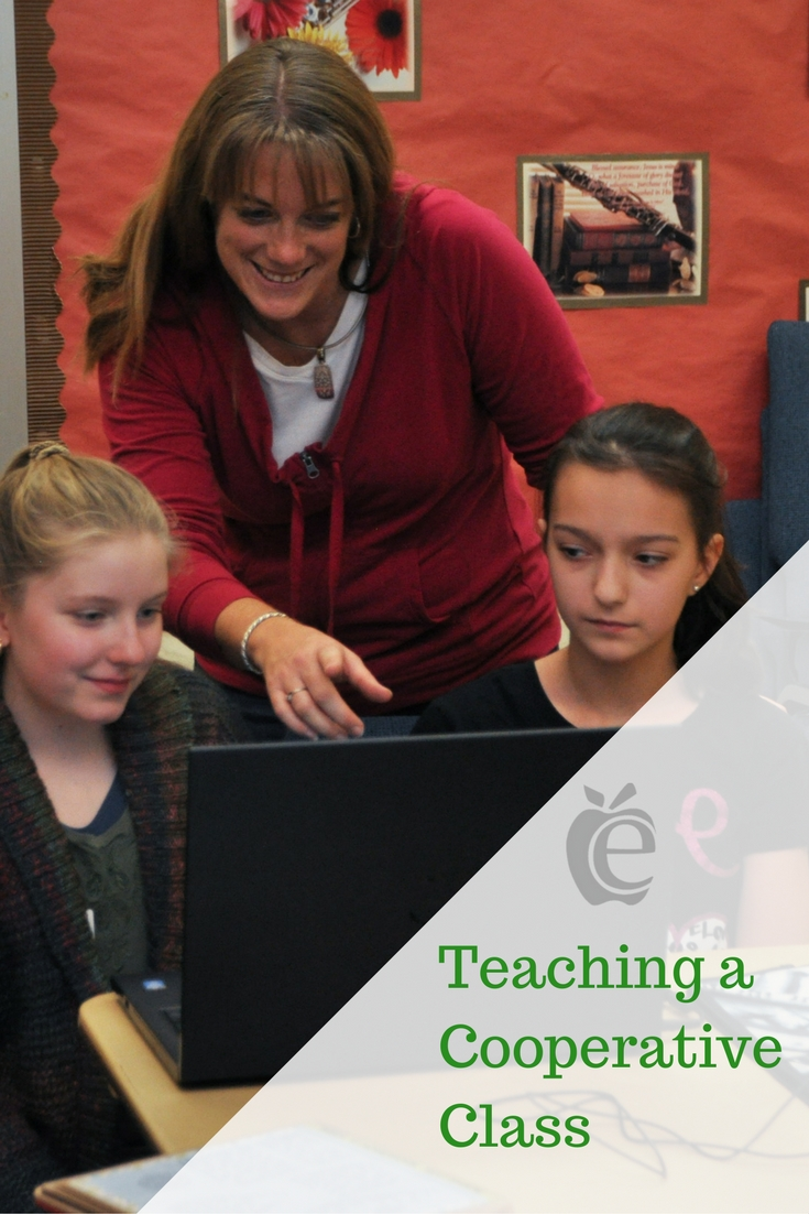 Simple Tips for Teaching at a Homeschool Cooperative Community #hsing